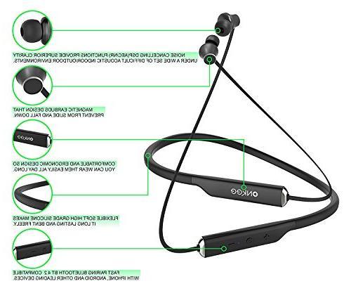 Generic Earphones with Microphone  Premium Earbuds Stereo He