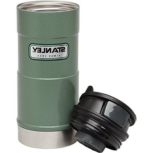 Stanley Hand Vacuum Mug 12oz Hammertone Green