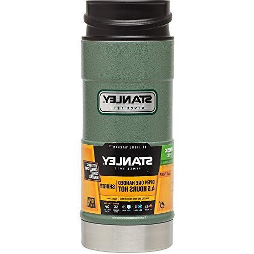 Stanley Classic Vacuum Mug 12oz Green
