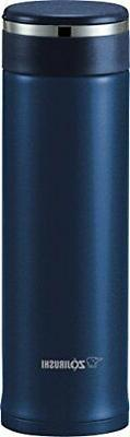 Zojirushi SM-JTE46AD Stainless Steel Travel Mug with Tea Lea