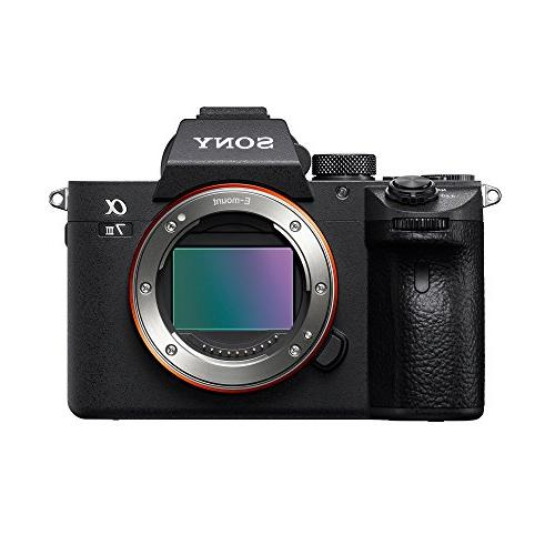 a7 iii frame mirrorless interchangeable