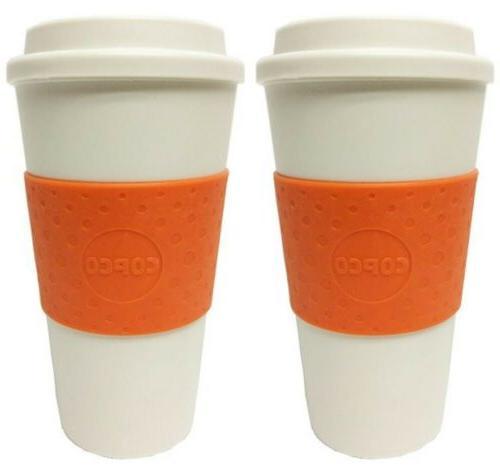 acadia insulated travel mug non slip sleeve