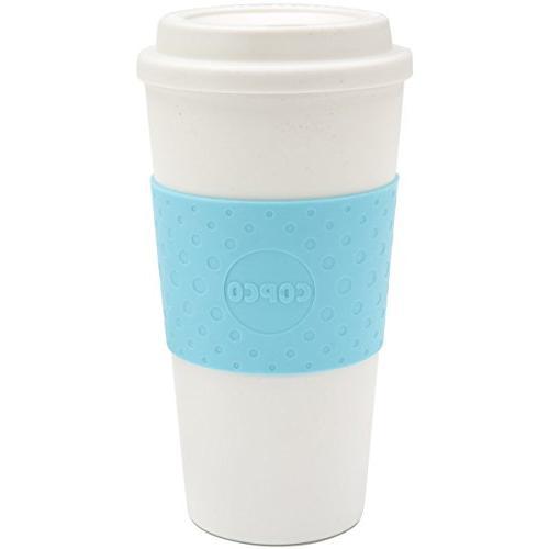 Copco Acadia Reusable Togo Mug Coffee Cup Azure