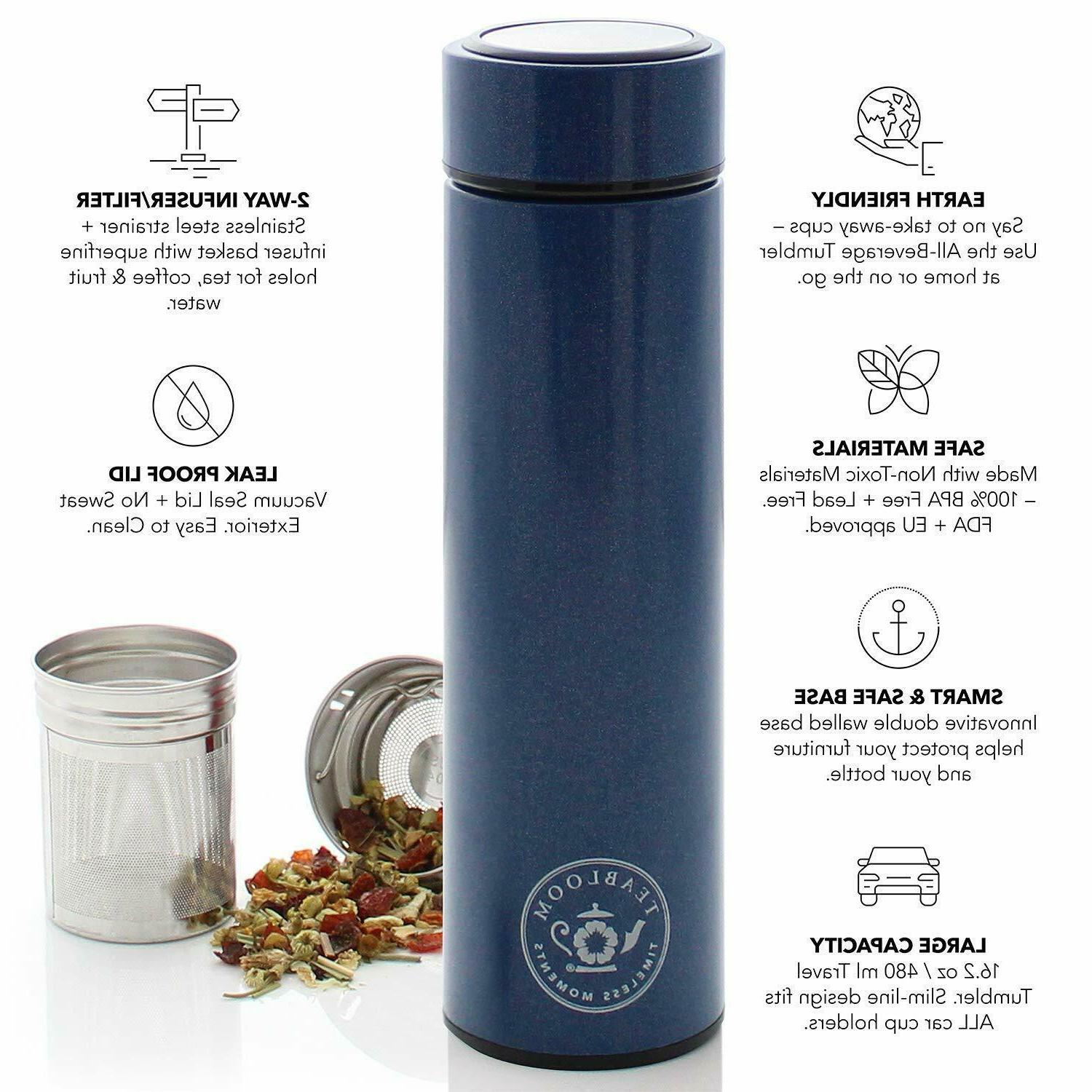 All Purpose Mug Travel Bottle Metal Insulated Tumblers