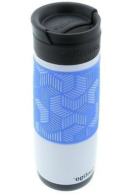 Contigo Autoseal Stainless Transit with Grip, 16oz-