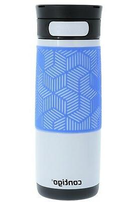 autoseal stainless steel transit travel mug
