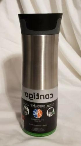 autoseal travel mug 20oz thermal lock vacuum
