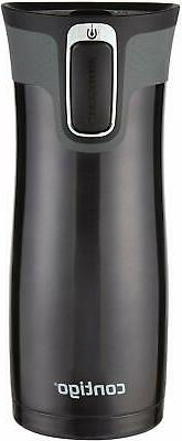 Contigo AUTOSEAL West Loop Stainless Steel Travel Mug , 16 o
