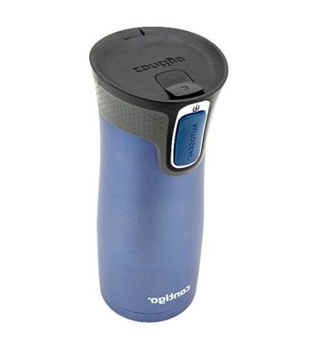 Contigo West Vacuum Insulated Travel -...
