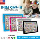 Baby Tablet Educational Toys Girls Toy For 1-3 Year Old Todd
