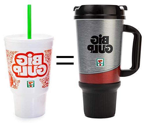 7-Eleven Big Gulp Insulated Travel Mug