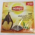 Lipton Black Tea: Pear Chocolate Inspiration -1 box/ 20 tea