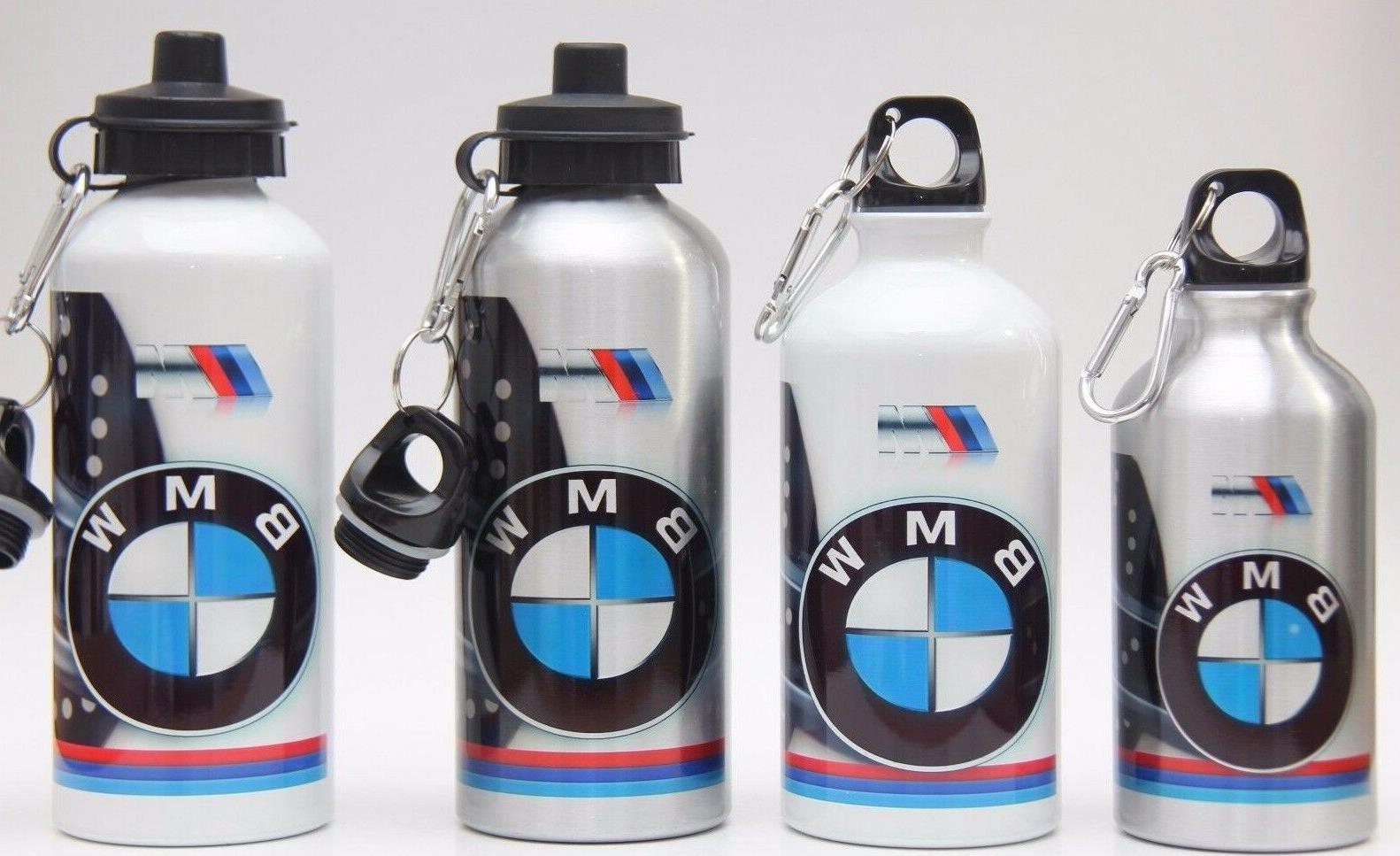 bmw water bottle travel mug aluminum gift