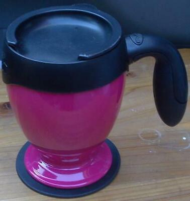 BRAND Travel Mug, Size, Color, SPILLING