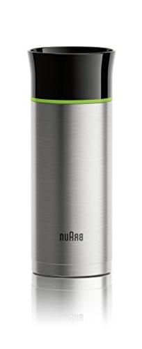 Braun BRSC001 Thermal Travel Coffee Mug, Black
