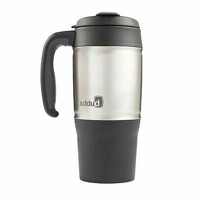 Bubba 18 oz Black Classic Insulated Travel Mug with Handle 1