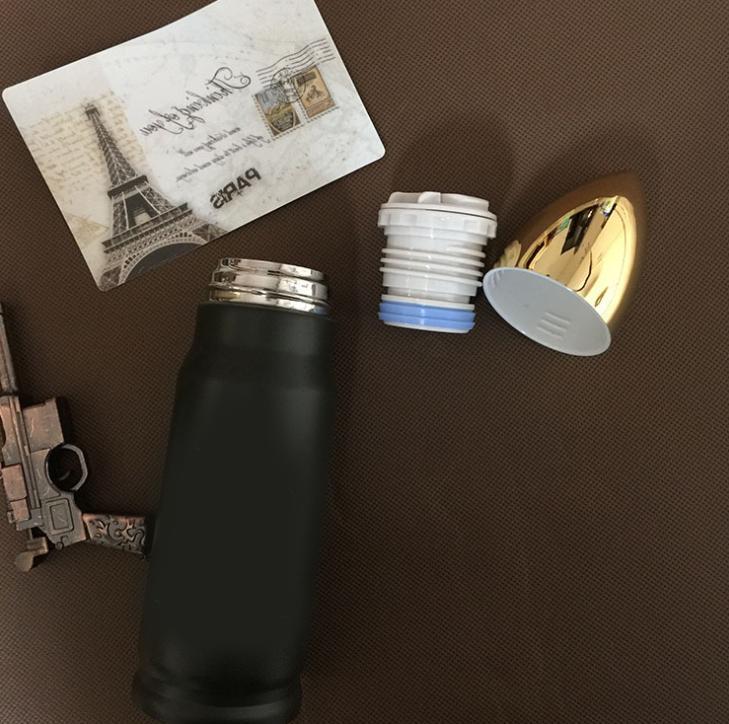 Bullet Thermos Mug Military Stainless 17oz