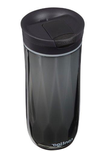 Contigo 16 oz Snap Insulated Travel Mug Black