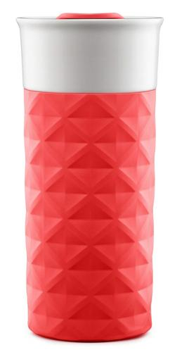 ceramic mug car cold beverage 16 oz