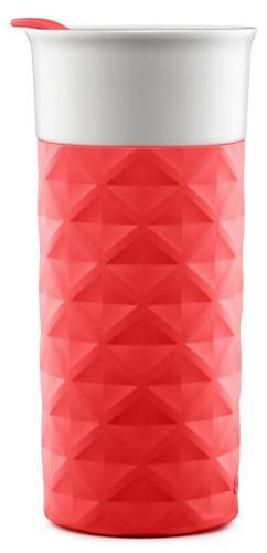 ceramic mug for car Lid hot cold beverage 16 oz