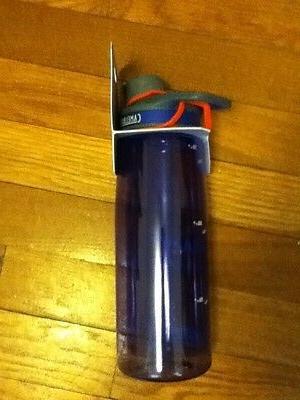 chute water bottle dishwasher safe bpa free