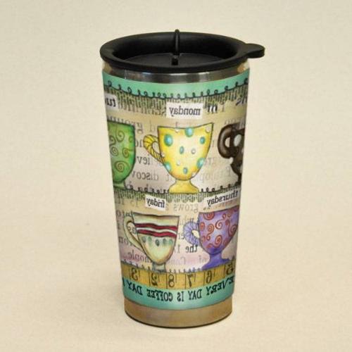 coffee day traveler mug