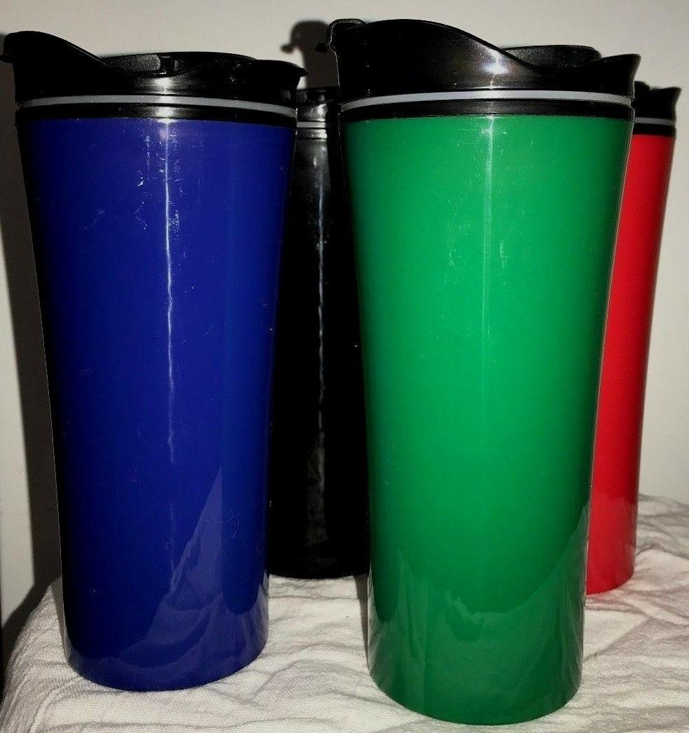 coffee travel mug cup choose color options