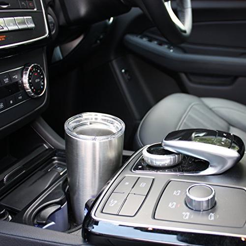 Simple Modern Tumbler - Vacuum Insulated Double Wall Hydro Flask 20 18/8 Green Travel Mug - Mint