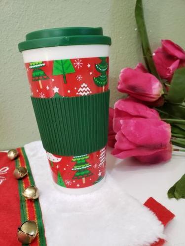 Cups 16 Coffee Mug Safe green