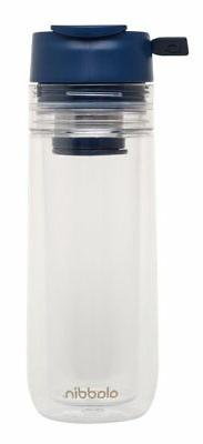 Aladdin Custom Tea Infuser, Sapphire, 12 oz