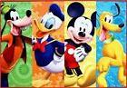 G.A. Gertmenian & Sons Disney Mickey Mouse Polyester Blue/Ye