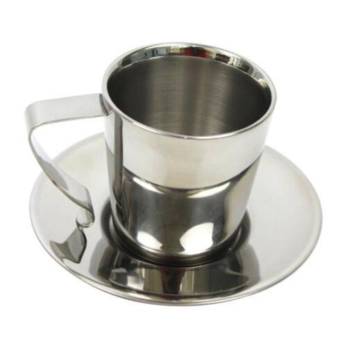 Double Wall Insulated Mug Tea with Travel