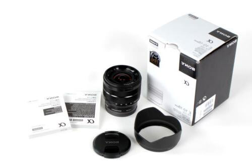 Sony 10-18mm f/4 OSS Alpha E-mount Wide-Angle Zoom Lens #SEL