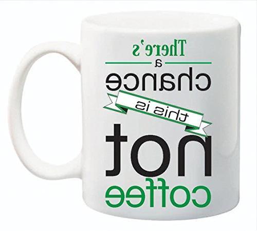 funny coffee mug pug a