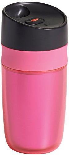 OXO Good Grips Single Serve Mini Travel Mug, Pink- 10 ounce