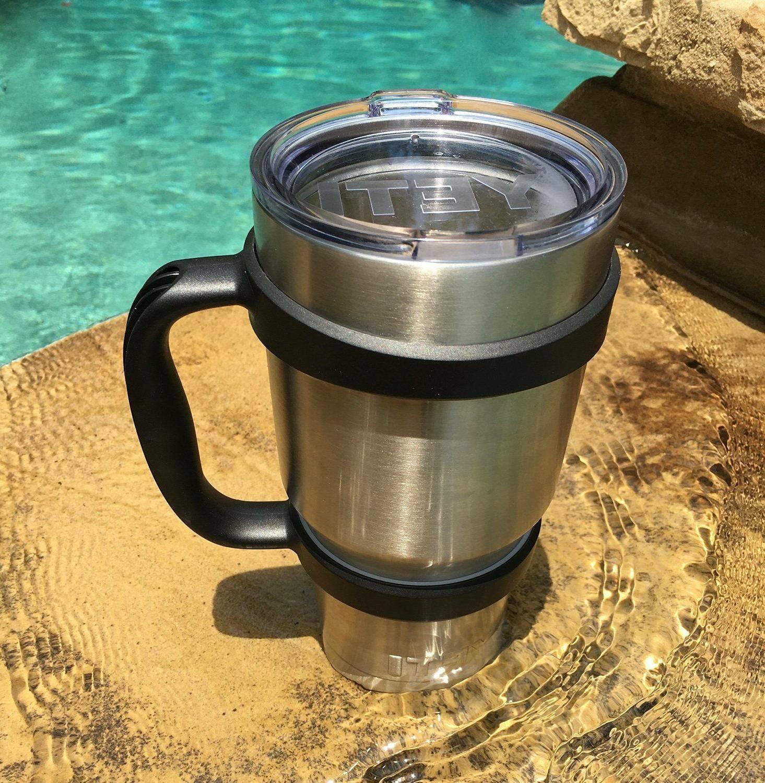 Handle YETI RTIC OZARK Rambler Black Mug