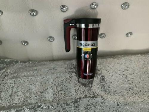 handled autoseal mug acuum insulated