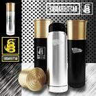 hot cold coffee travel shotgun bullet thermos