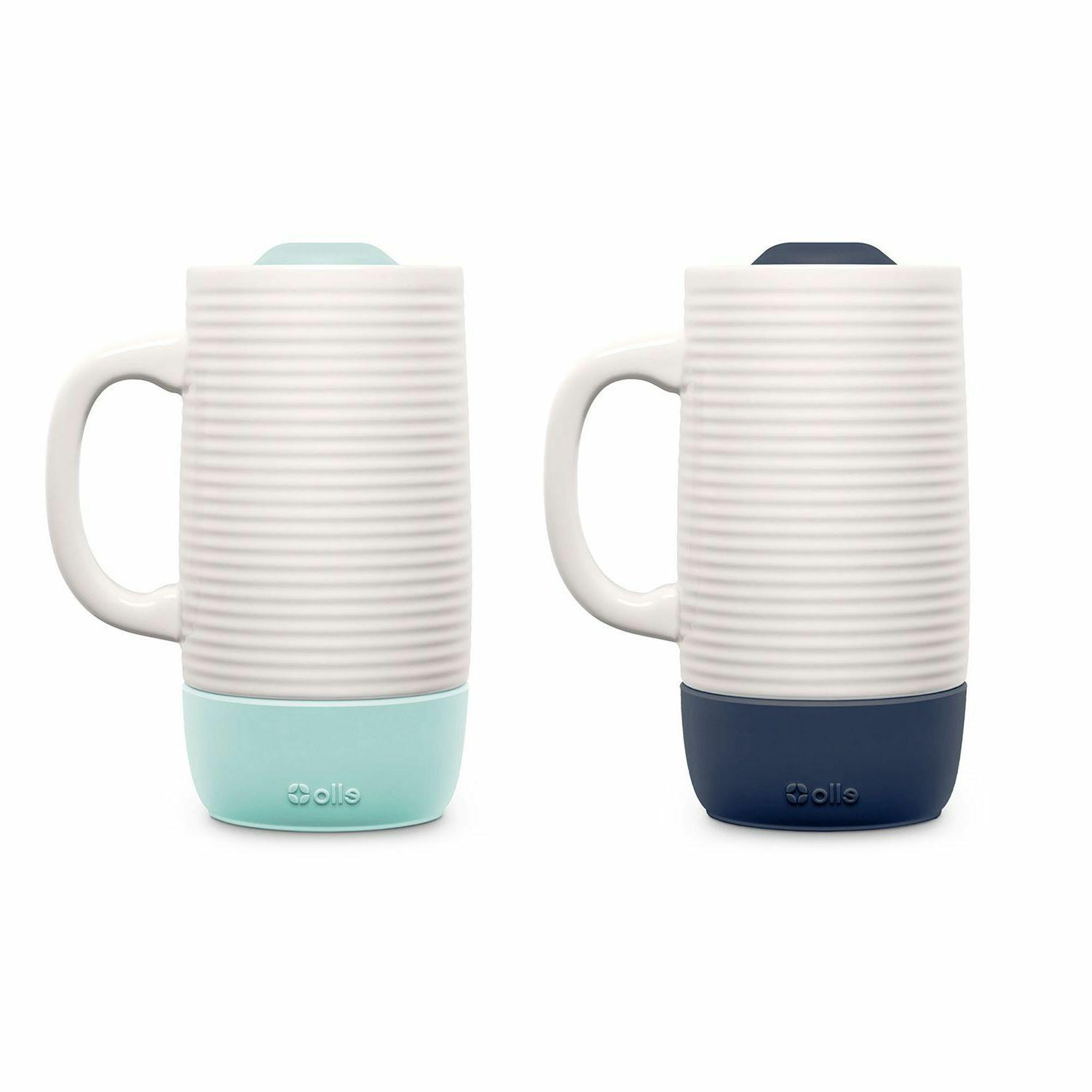 jane ceramic travel mug set 2 pack