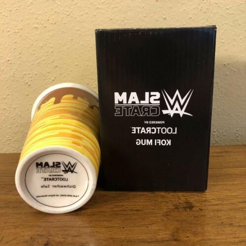 Mug WWE Crate Exclusive In Box The New Day