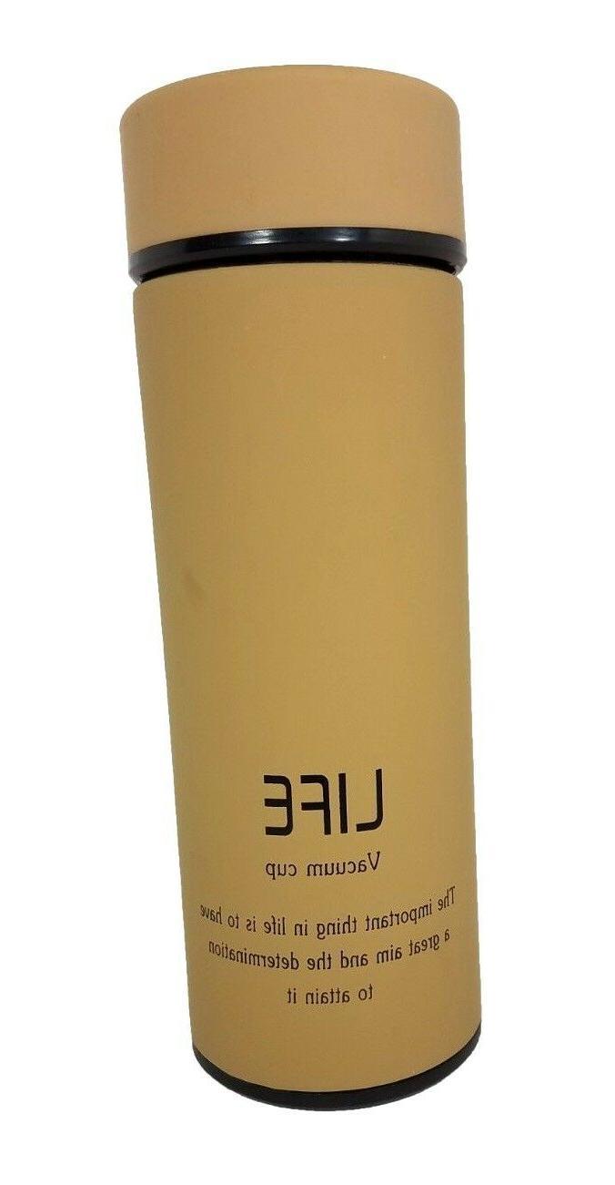 leak proof travel vacuum mug cup thermos
