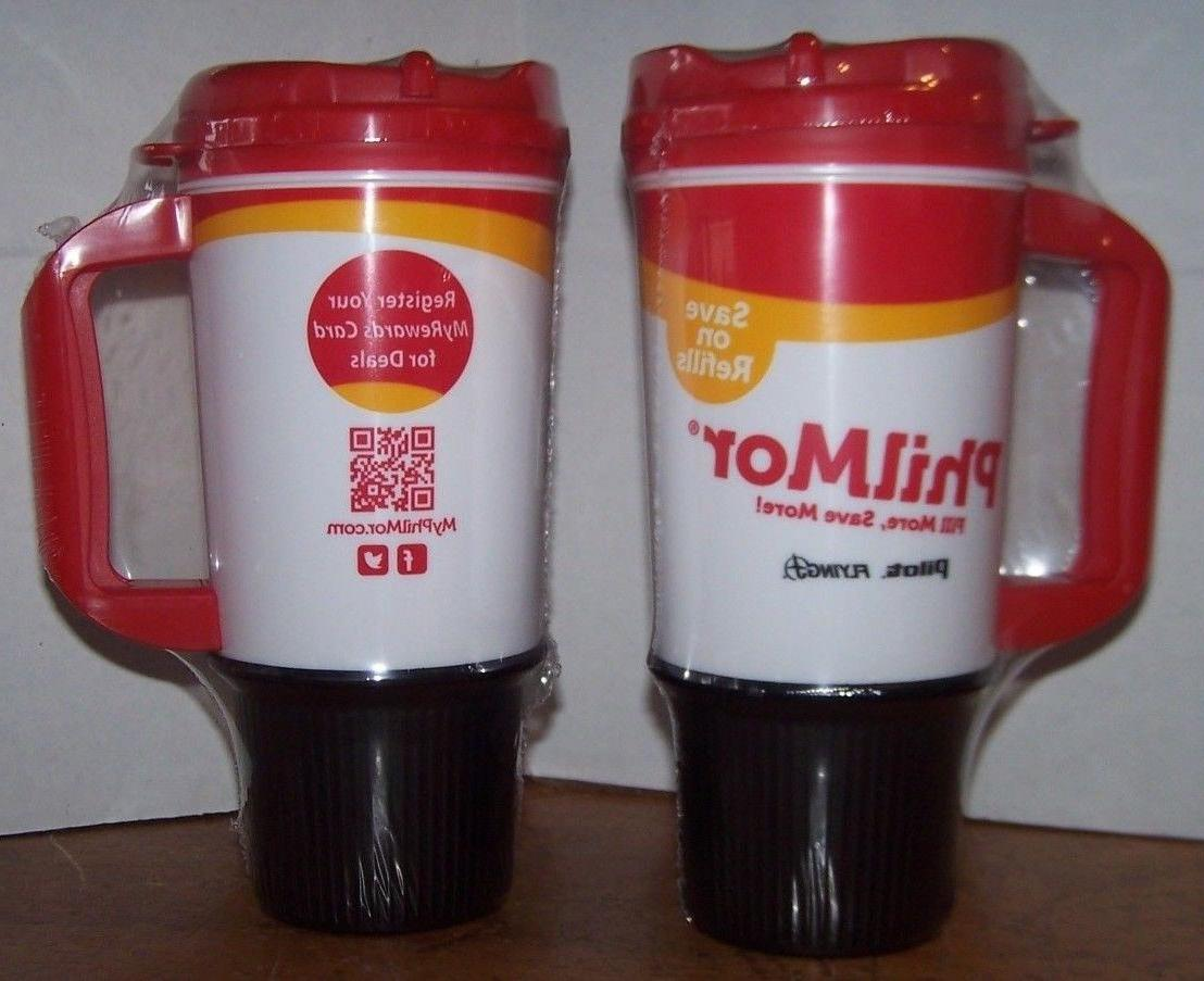 lot 2 24 oz insulated travel coffee