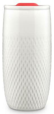 Ello Mesa 14-Ounce Double Wall BPA-Free Ceramic Tumbler with