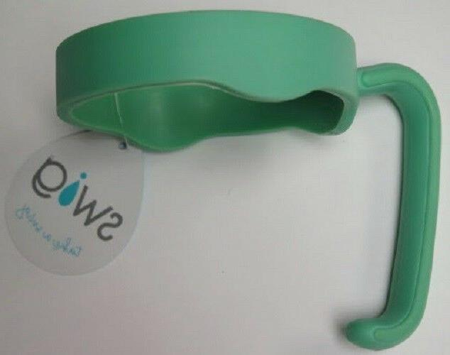 Mint Green Handle 20 Insulated in