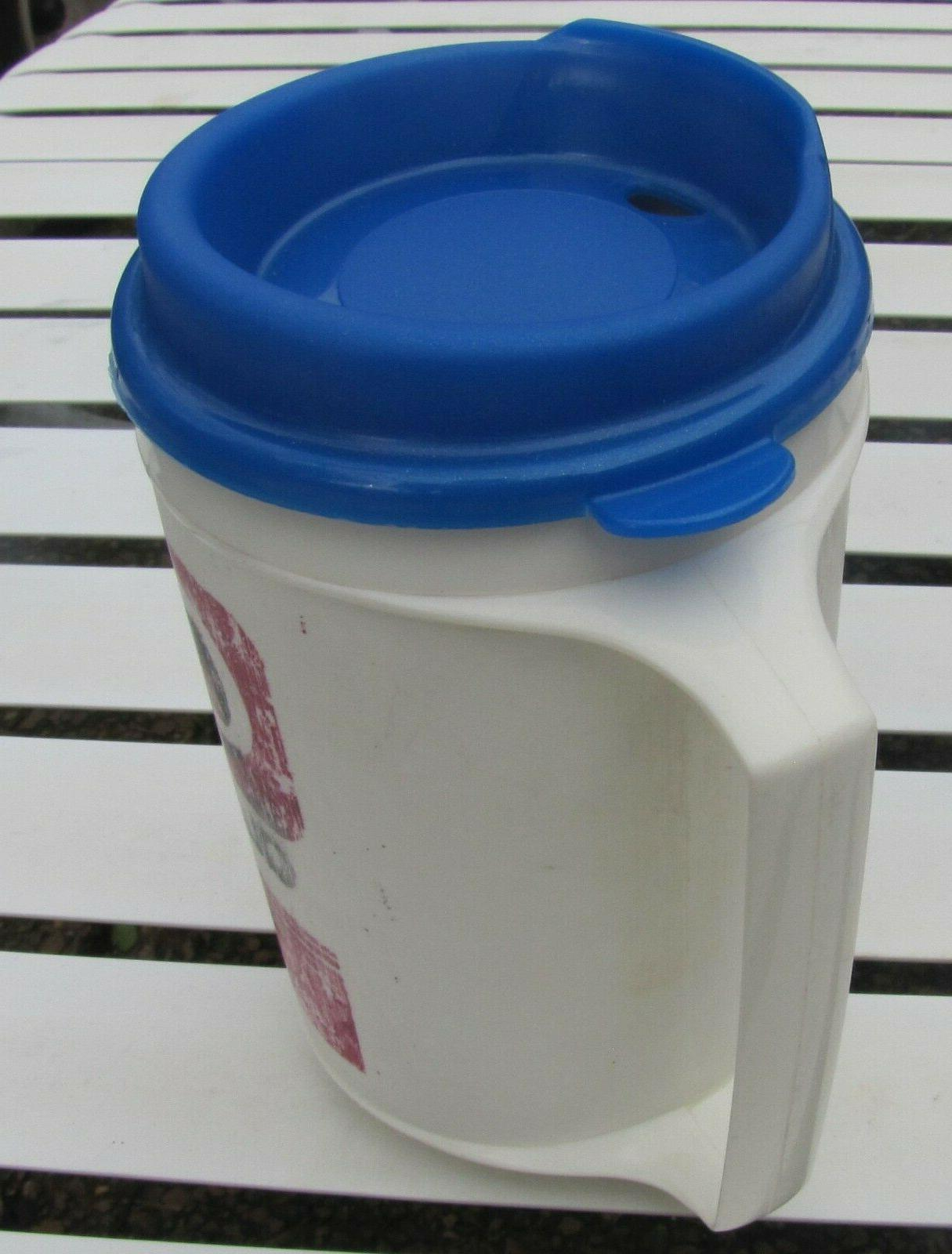 NEW Lids Insulated Coffee Classic Serv 12