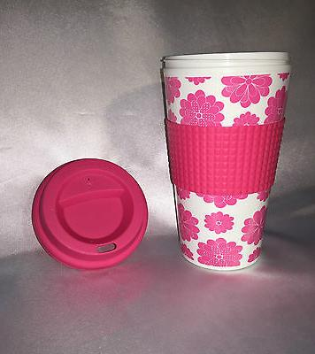 NEW oz. Travel Tumbler Tea DOUBLE Design