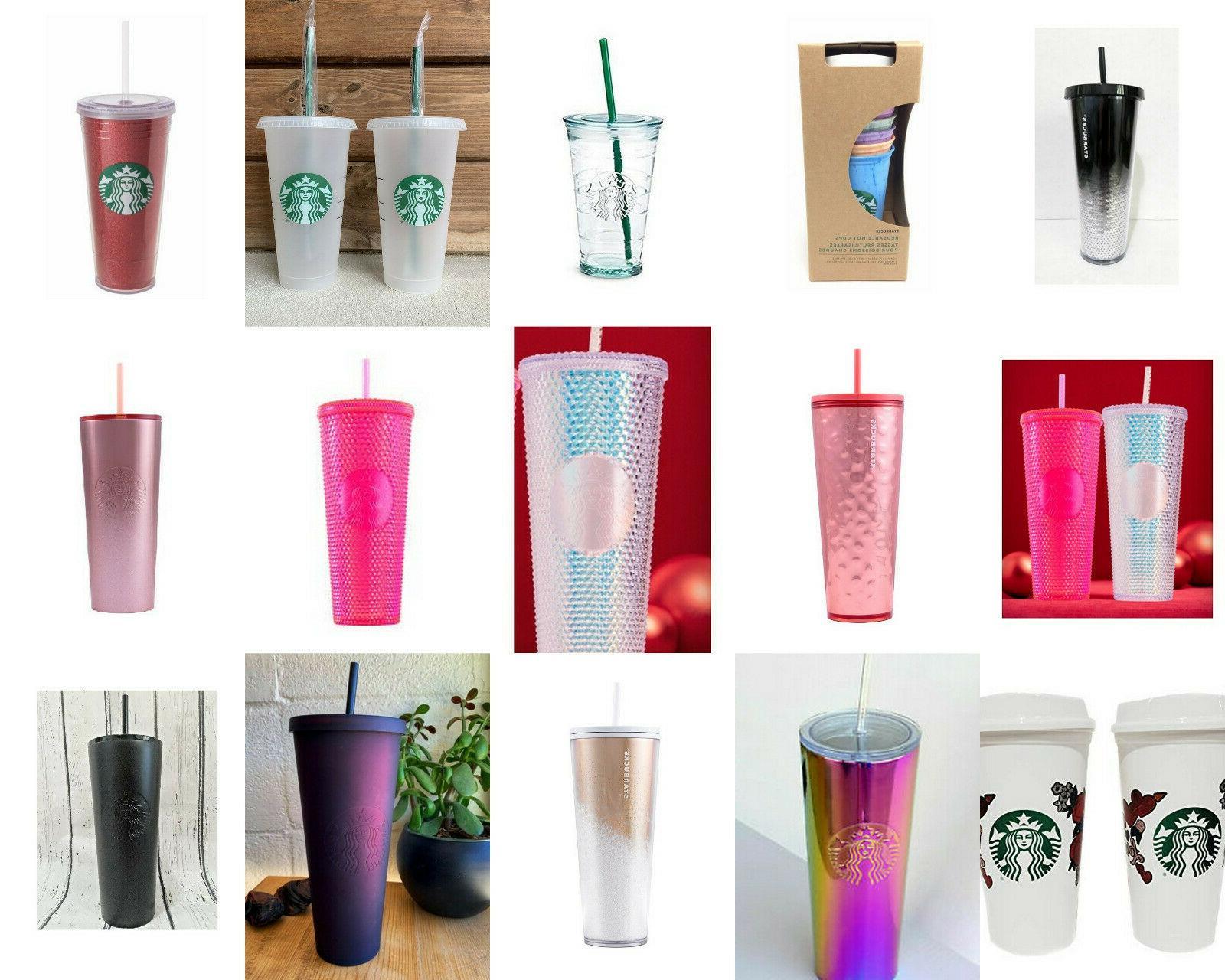NEW Starbucks 2018 Tumbler 16 oz 24 oz Same Day Shipping