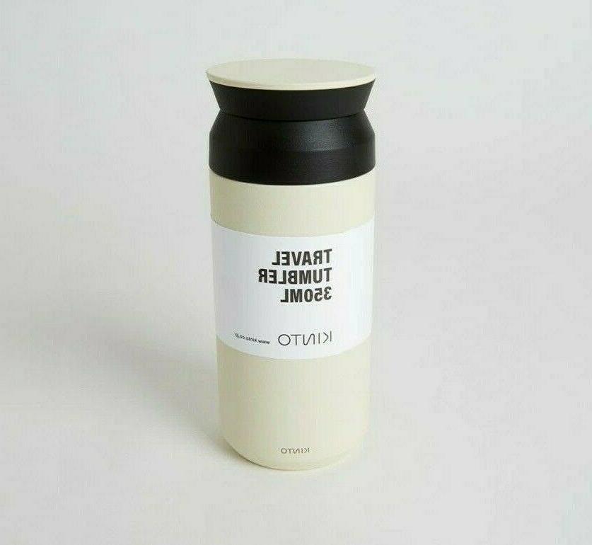 KINTO Insulated Water Bottle Travel Mug