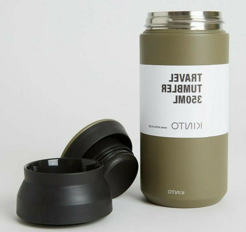 KINTO Insulated Mug w/Cap12oz