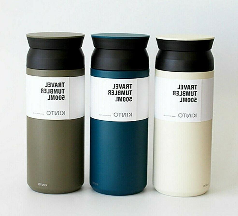 KINTO Insulated Tumbler Water Travel Mug w/Cap12oz